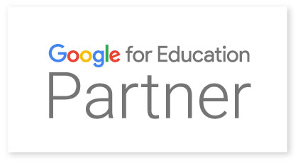 Logo Google Partner Education
